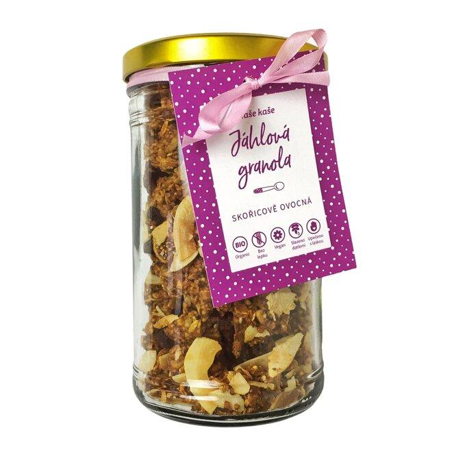 Bio Jáhlová granola, 450 g