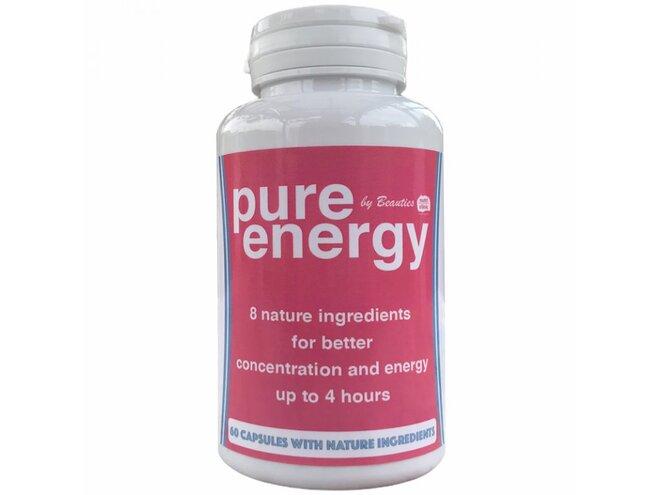 Pure energy – zdravý, přírodní zdroj energie (60 kapslí)
