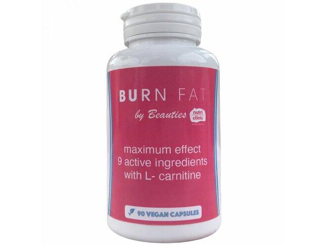 Burn Fat – extra silný spalovač (90 kapslí)