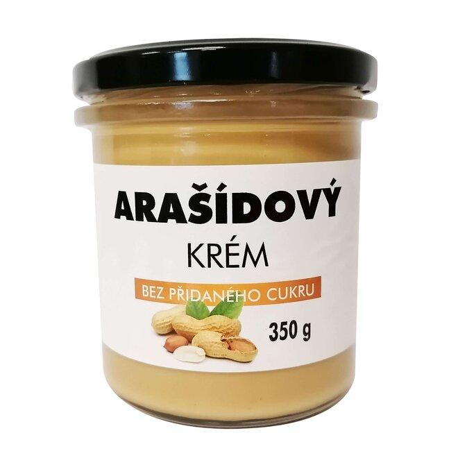 Arašídový krém 100%, 350 g
