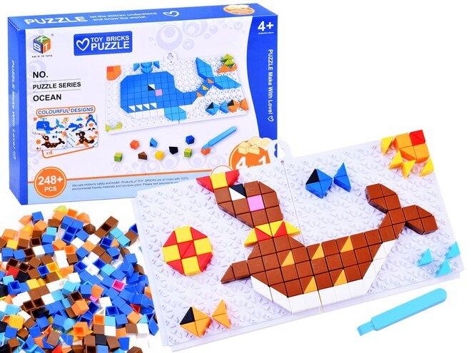 Kreativní sada Mozaika – Oceán
