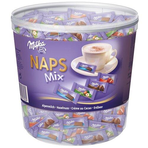 Milka Naps mix, 207 ks