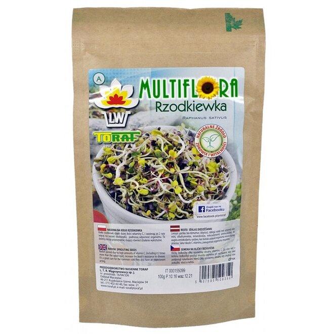 Ředkvička – semena na klíčky, 100 g