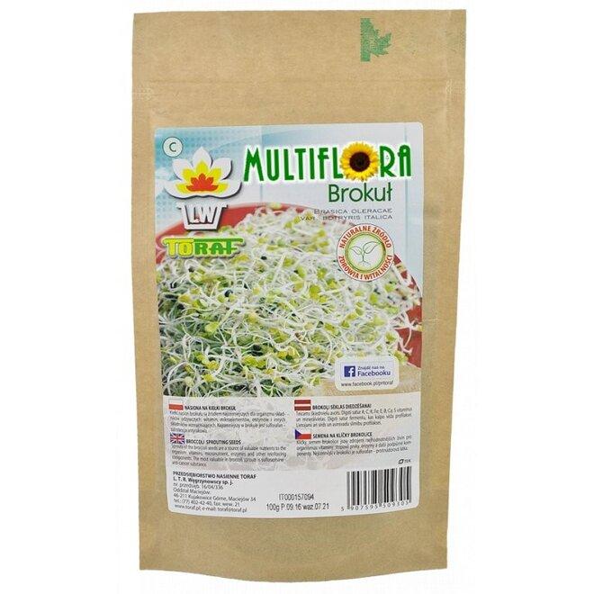 Brokolice – semena na klíčky, 100 g