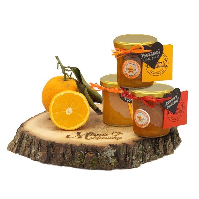 Pomerančový mix (3x 160 g)