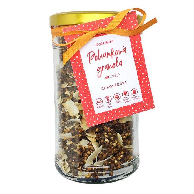 Bio Pohanková granola, 450 g
