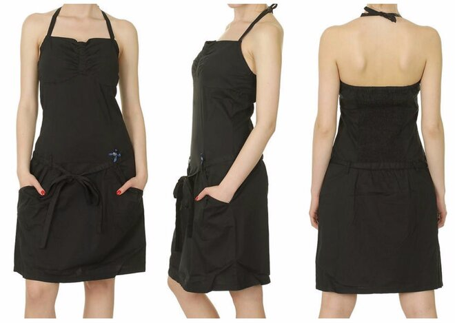Slušivé letní šaty Loap Agatha  b4c6e2fd8f