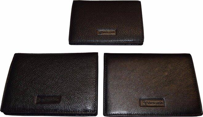 bbbeb63d726 Pánská kožená peněženka Pierre Cardin