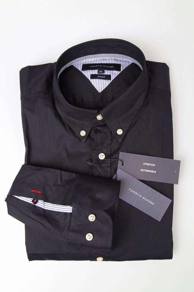 Pánské elegantní košile Tommy Hilfiger  f5b7b289c3