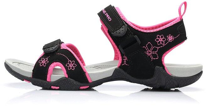 Dámské sandály Alpine Pro se zapínáním na suchý zip  2e9cf1d82f9