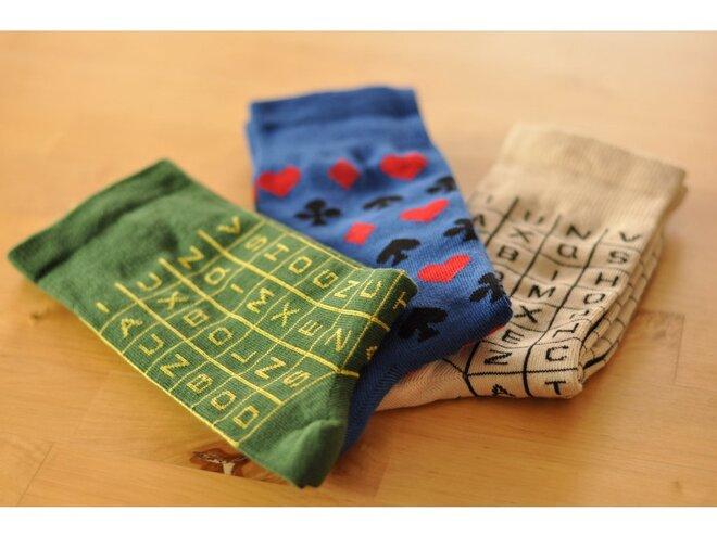 ... hravé barevné ponožky české značky ZUUXO 824a015d6e