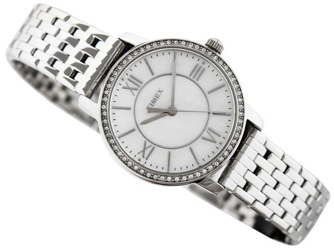 Elegantní dámské a pánské hodinky Timex  fe7336d13d9