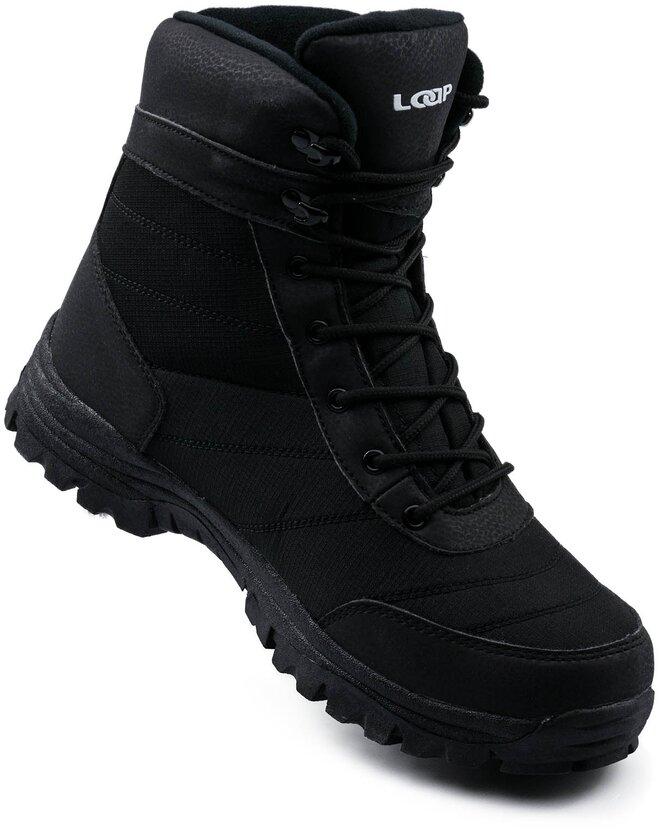 Pánské zimní boty Loap s membránou Waterproof  cddc0ef943