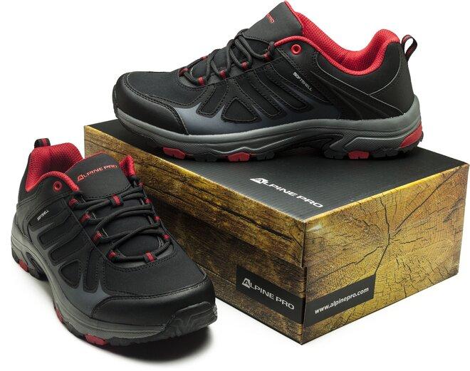 Pohodlná sportovní softshellová obuv Alpine Pro  de8853437b