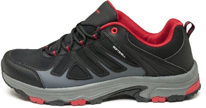 aa08e8d3472 Pohodlná sportovní softshellová obuv Alpine Pro