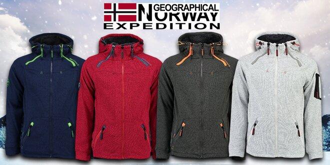 Pánská fleecová mikina Geographical Norway  3d05ee403b
