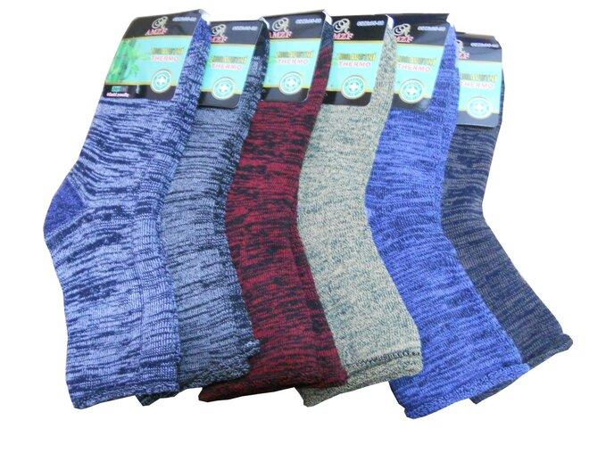 Pánské nebo dámské zdravotní termo ponožky  b2eb4f637f