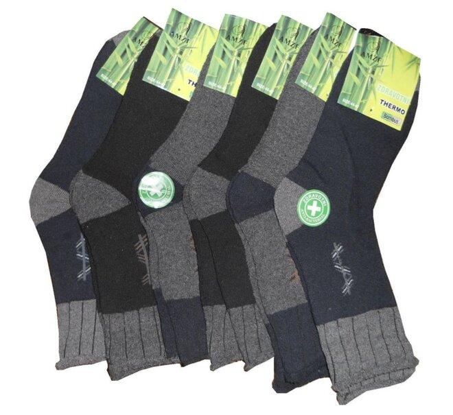 18533945478 Pánské nebo dámské zdravotní termo ponožky