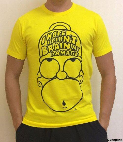 60befc408ab Simpsonovi  pánská trička z oficiální kolekce