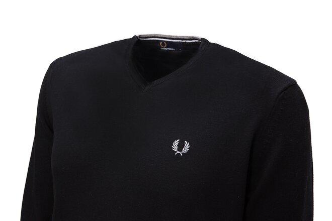 Pánské elegantní svetry Fred Perry  97c6aef775