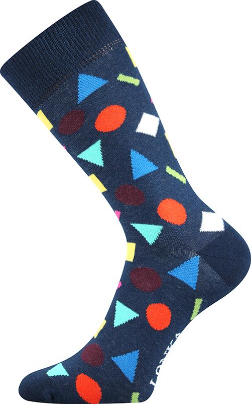Tyto bavlněné ponožky jsou velice pohodlné a příjemně se nosí. fe55d78cf9