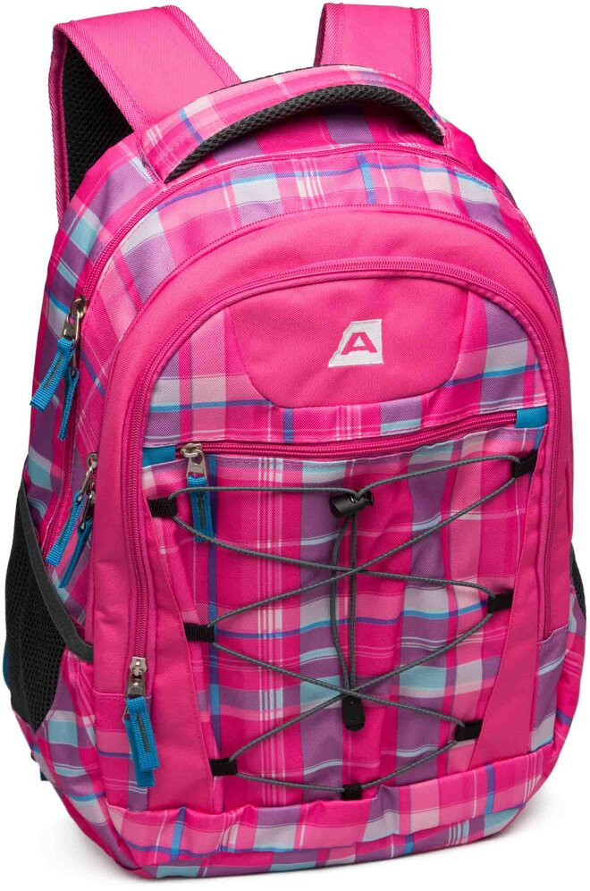 bb4a769c46b Tento batoh má objem 21 litrů a vleze se do něj notebook o rozměrech cca 26  × 26 cm. Je velmi pohodlný na nošení díky polstrovanému zádovému panelu s  ...