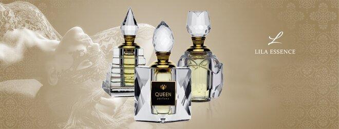 1afbce7f56 Smyslné olejové parfémy z Orientu  3 nebo 10 ml