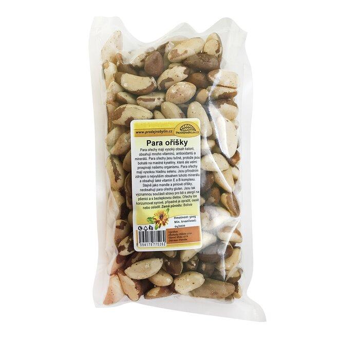 Para ořechy natural, 500 g