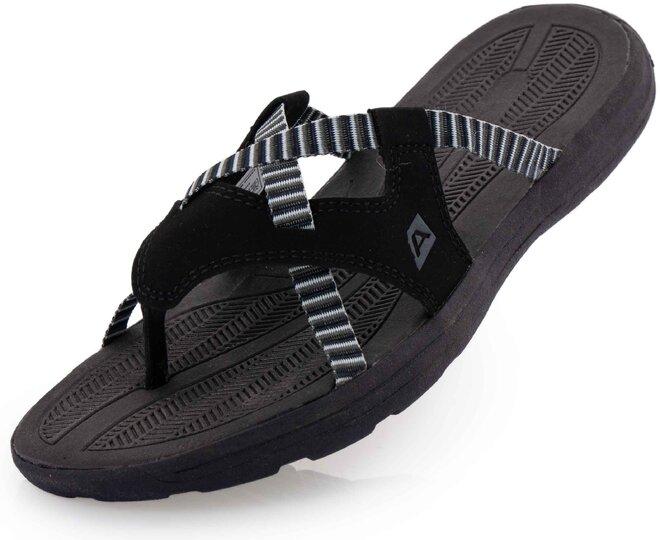 ae6a60f68f61 Dámské pantofle Alpine Pro v černé i bílé barvě