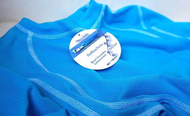 206f3364640f Dámská a pánská antibakteriální funkční trička