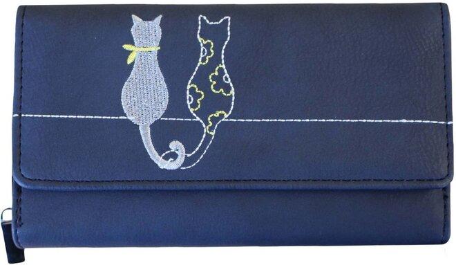 Peněženka JSPS 157 - kočka
