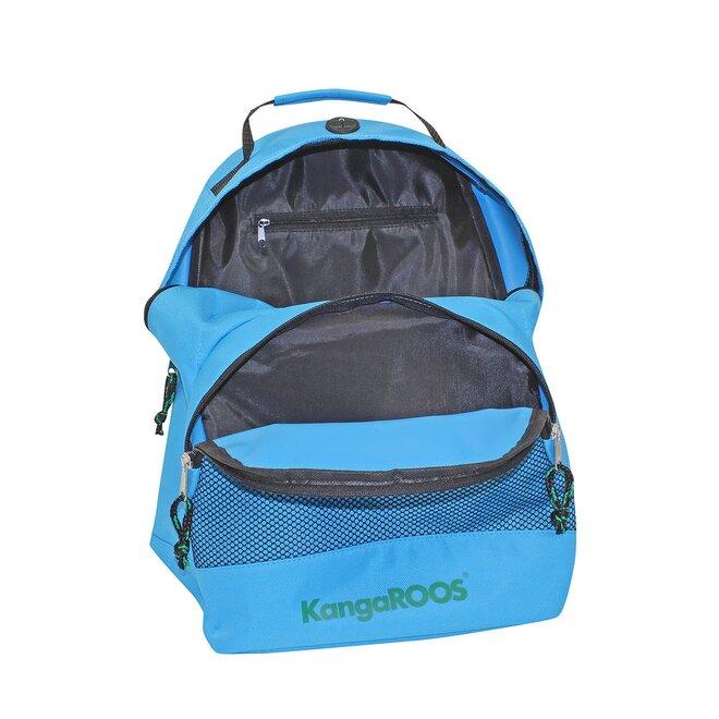 108aeea92ba Ramenní popruhy jsou nastavitelné a batoh můžete uchopit za držadlo a nést  jej v ruce. Zadní část je lehce vypolstrovaná a díky tomu drží pevně na  zádech.