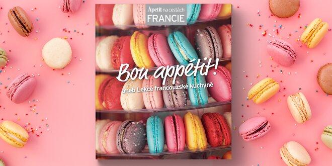 Kuchařka z edice Apetit: francouzská kuchyně