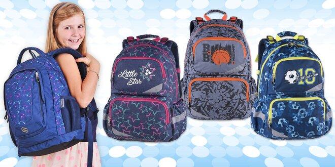 Na cesty do školy: batohy pro studenty i školáky