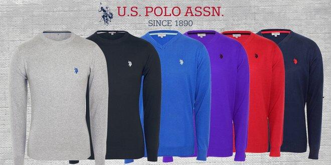 Lehké elegantní svetry U.S. Polo Assn.: 2 střihy