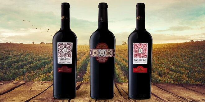 Na zdraví: červená suchá vína z Itálie