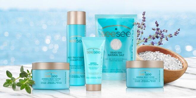 Přírodní kosmetika z Mrtvého moře: krém i šampon