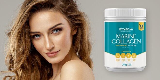 Rozpustný kolagen pro podporu elasticity pleti