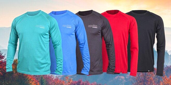 Pánská funkční outdoorová trička Northfinder
