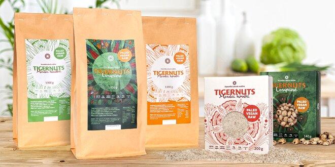 Tigernuts: paleo, vegan a raw superpotravina