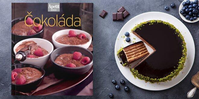 Kniha plná receptů a rad: Edice Apetit – Čokoláda