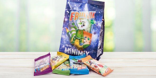 Ovocné MiNiMiX tyčinky: zdravé svačinky Frukvik