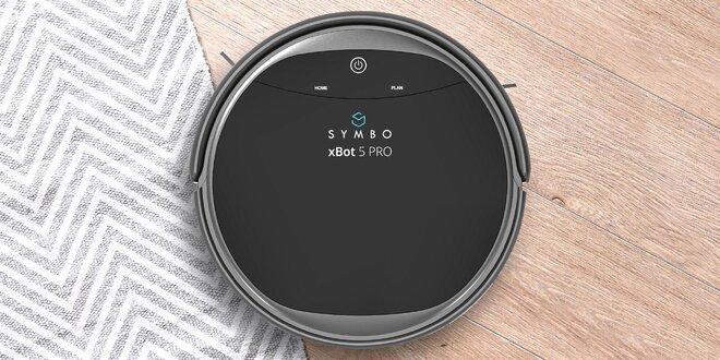 Robotický vysavač Symbo xBot 5 PRO WiFi s mopem