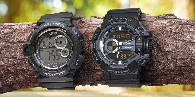 Odolné outdoorové hodinky Gtup: 4 verze