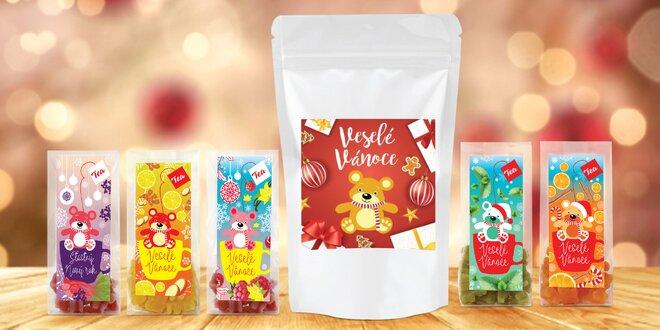 Nejen pro děti: medvídkové čaje s ovocnou příchutí