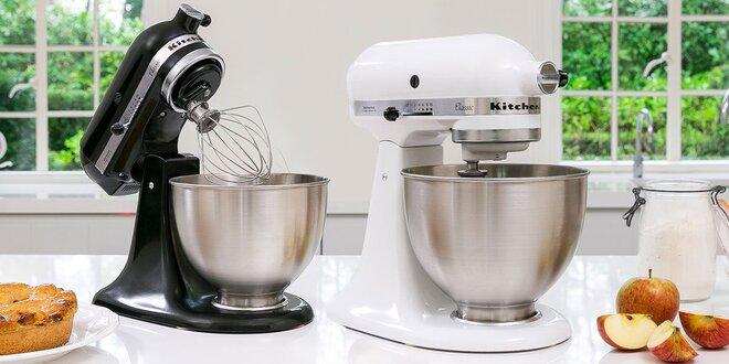 Kuchyňský robot KitchenAid s planetárním mícháním