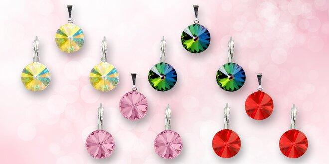 Nádherný set Rivoli s krystaly Swarovski Elements