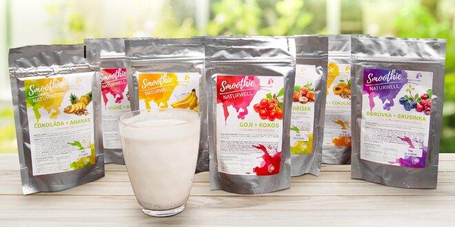 Namíchejte si zdravé smoothie plné ovoce