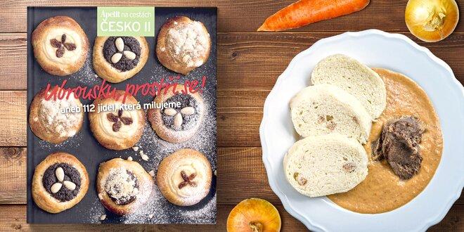 Kuchařka z edice Apetit: česká kuchyně