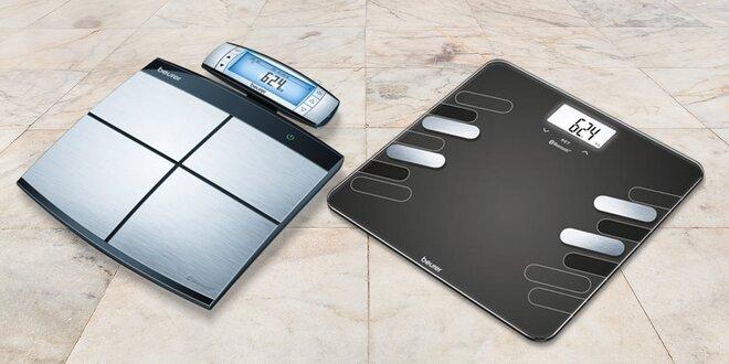 Osobní diagnostické váhy Beurer s LCD displejem
